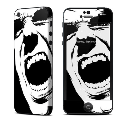 Apple iPhone 5 Skin - Scream