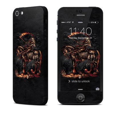Apple iPhone 5 Skin - Scythe
