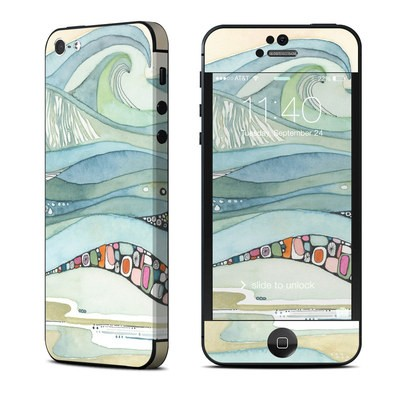 Apple iPhone 5 Skin - Sea of Love