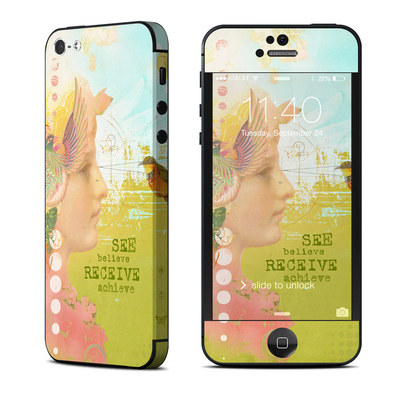 Apple iPhone 5 Skin - See Believe