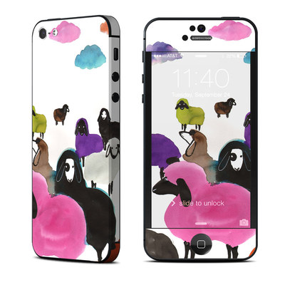 Apple iPhone 5 Skin - Sheeps
