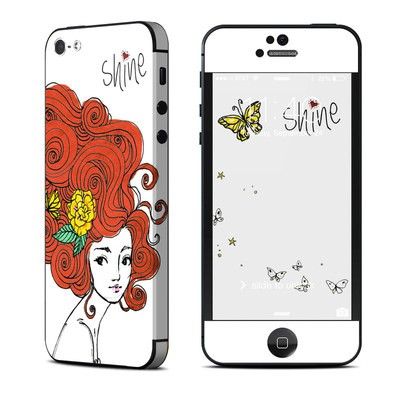 Apple iPhone 5 Skin - Shine