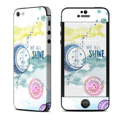 Apple iPhone 5 Skin - Shine On
