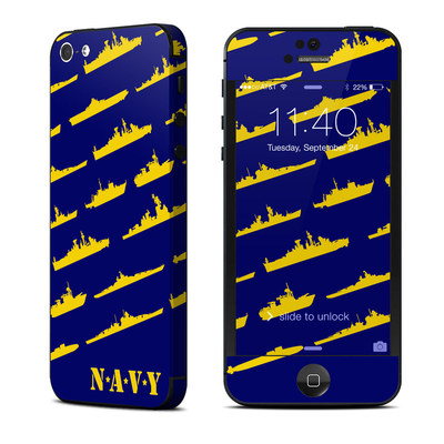 Apple iPhone 5 Skin - Ships