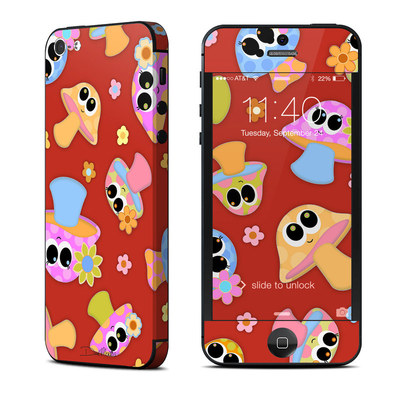 Apple iPhone 5 Skin - Shroomies