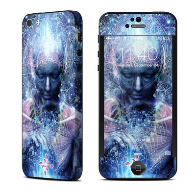 Apple iPhone 5 Skin - Silence Seeker