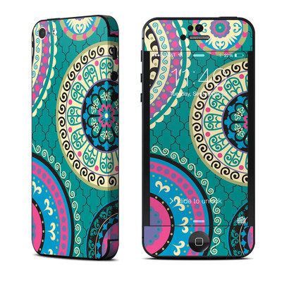 Apple iPhone 5 Skin - Silk Road