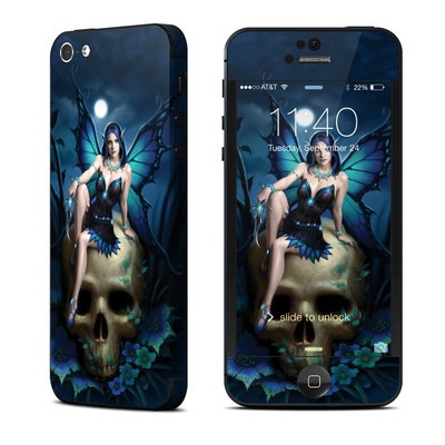 Apple iPhone 5 Skin - Skull Fairy