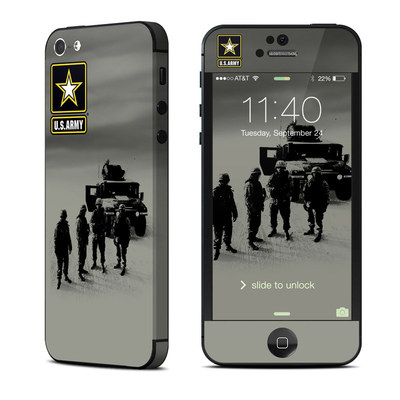 Apple iPhone 5 Skin - Soldiers All