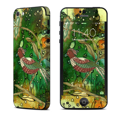 Apple iPhone 5 Skin - Sing Me A Song