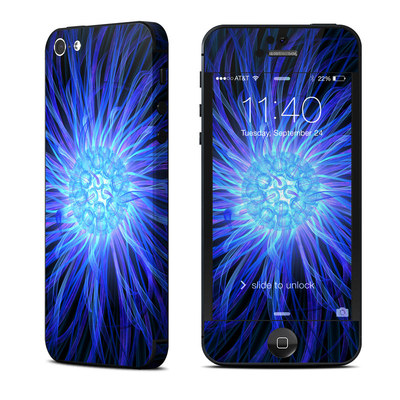 Apple iPhone 5 Skin - Something Blue