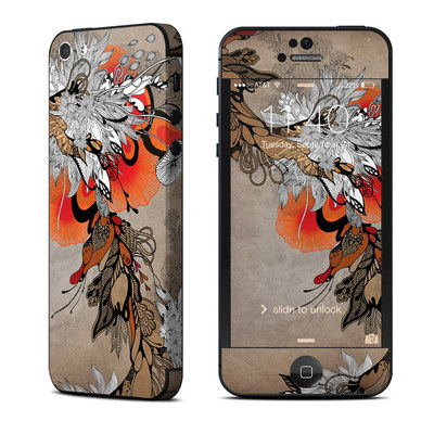 Apple iPhone 5 Skin - Sonnet