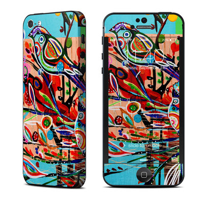 Apple iPhone 5 Skin - Spring Birds