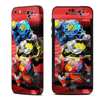 Apple iPhone 5 Skin - Speed Collage