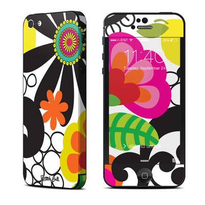 Apple iPhone 5 Skin - Splendida