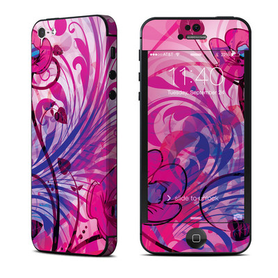 Apple iPhone 5 Skin - Spring Breeze