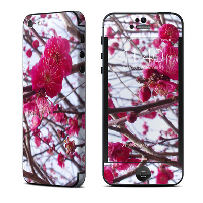 Apple iPhone 5 Skin - Spring In Japan