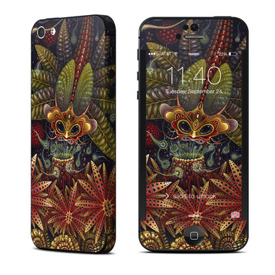 Apple iPhone 5 Skin - Star Creatures
