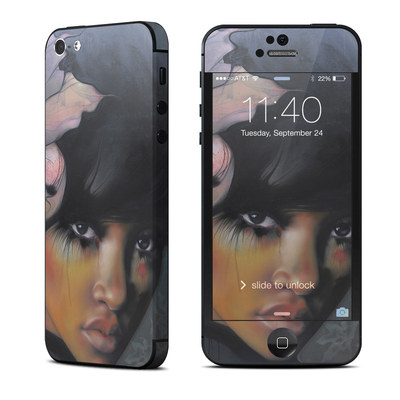 Apple iPhone 5 Skin - Stashia