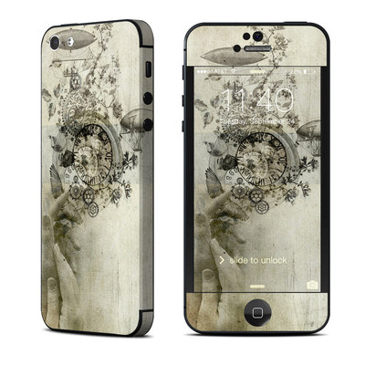 Apple iPhone 5 Skin - Steamtime