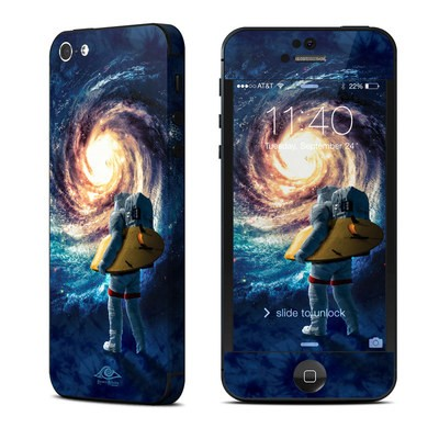 Apple iPhone 5 Skin - Stellar Surfer