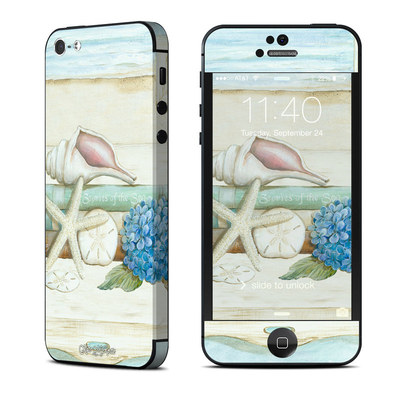 Apple iPhone 5 Skin - Stories of the Sea