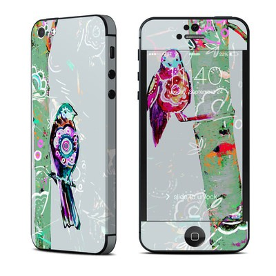 Apple iPhone 5 Skin - Summer Birch