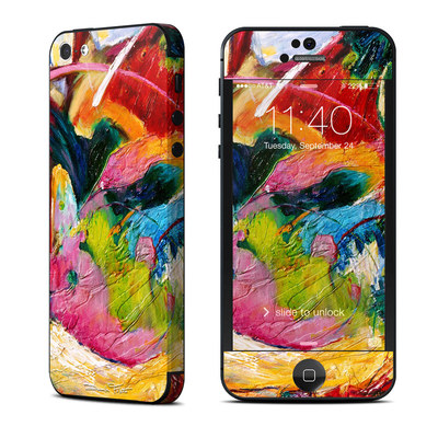 Apple iPhone 5 Skin - Tahiti