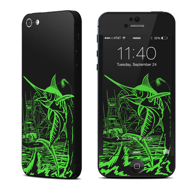 Apple iPhone 5 Skin - Tailwalker