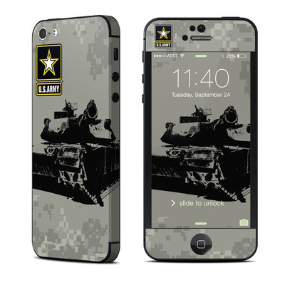 Apple iPhone 5 Skin - Tank Tuff