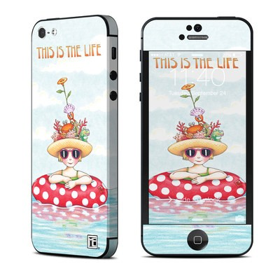 Apple iPhone 5 Skin - This Is The Life