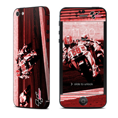 Apple iPhone 5 Skin - Throttle