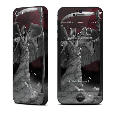 Apple iPhone 5 Skin - Time is Up