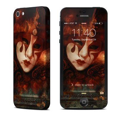 Apple iPhone 5 Skin - To Rise Above