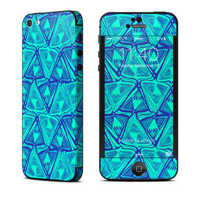 Apple iPhone 5 Skin - Tribal Beat