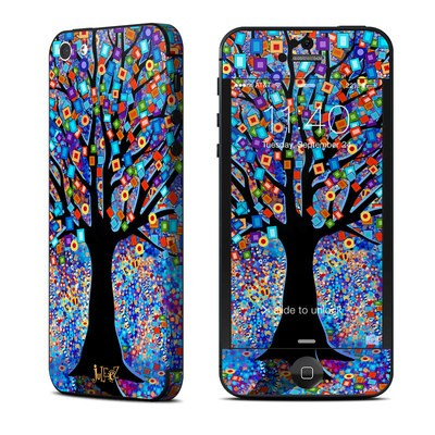 Apple iPhone 5 Skin - Tree Carnival