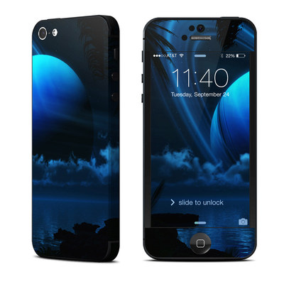 Apple iPhone 5 Skin - Tropical Moon