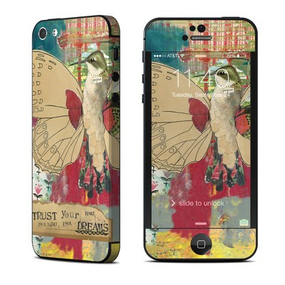 Apple iPhone 5 Skin - Trust Your Dreams