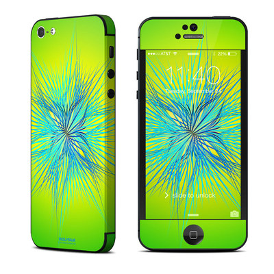 Apple iPhone 5 Skin - Tube Stellations