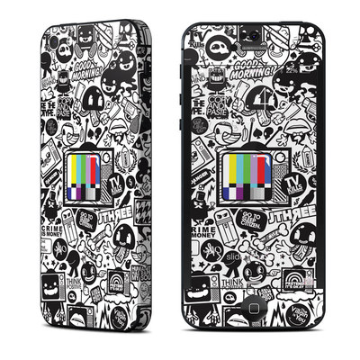 Apple iPhone 5 Skin - TV Kills Everything