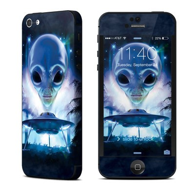 Apple iPhone 5 Skin - UFO