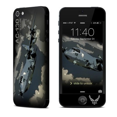 Apple iPhone 5 Skin - AC-130
