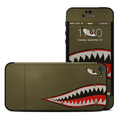 Apple iPhone 5 Skin - USAF Shark
