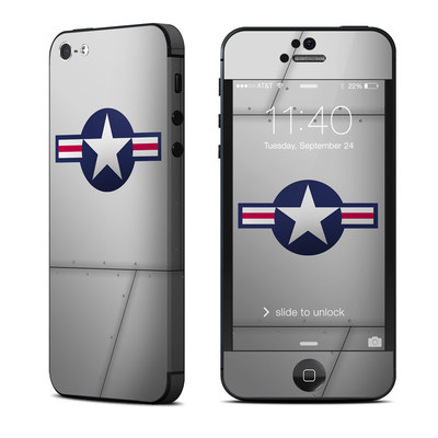 Apple iPhone 5 Skin - Wing