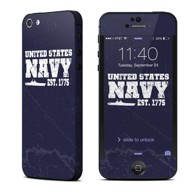 Apple iPhone 5 Skin - USN 1775