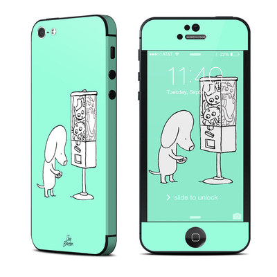 Apple iPhone 5 Skin - Vending