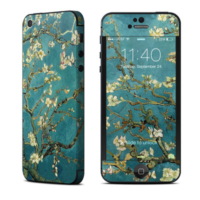 Apple iPhone 5 Skin - Blossoming Almond Tree