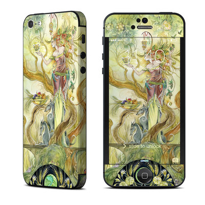 Apple iPhone 5 Skin - Virgo