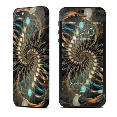 Apple iPhone 5 Skin - Vortex