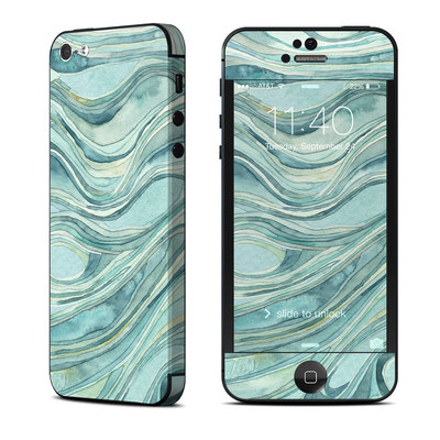 Apple iPhone 5 Skin - Waves